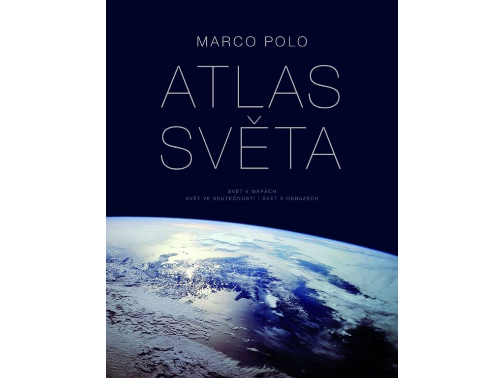 Atlas světa MD