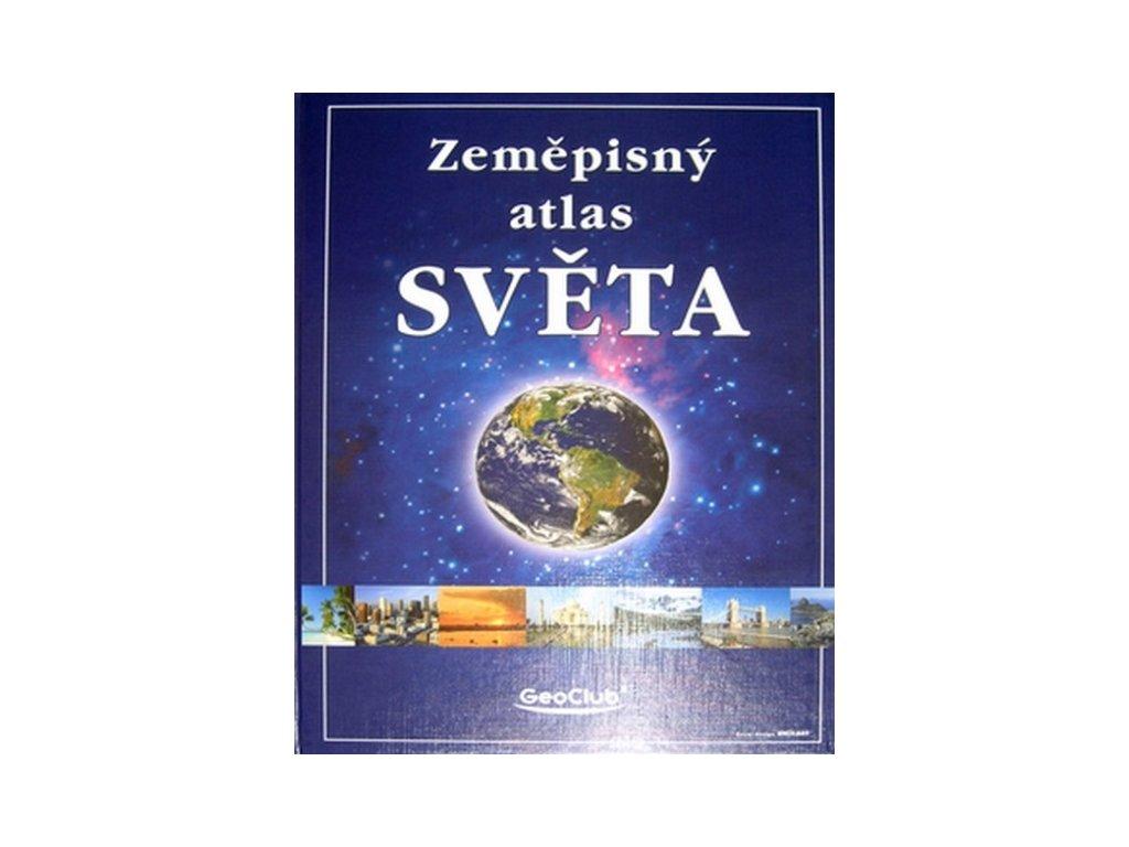 Zeměpisný atlas světa  SC
