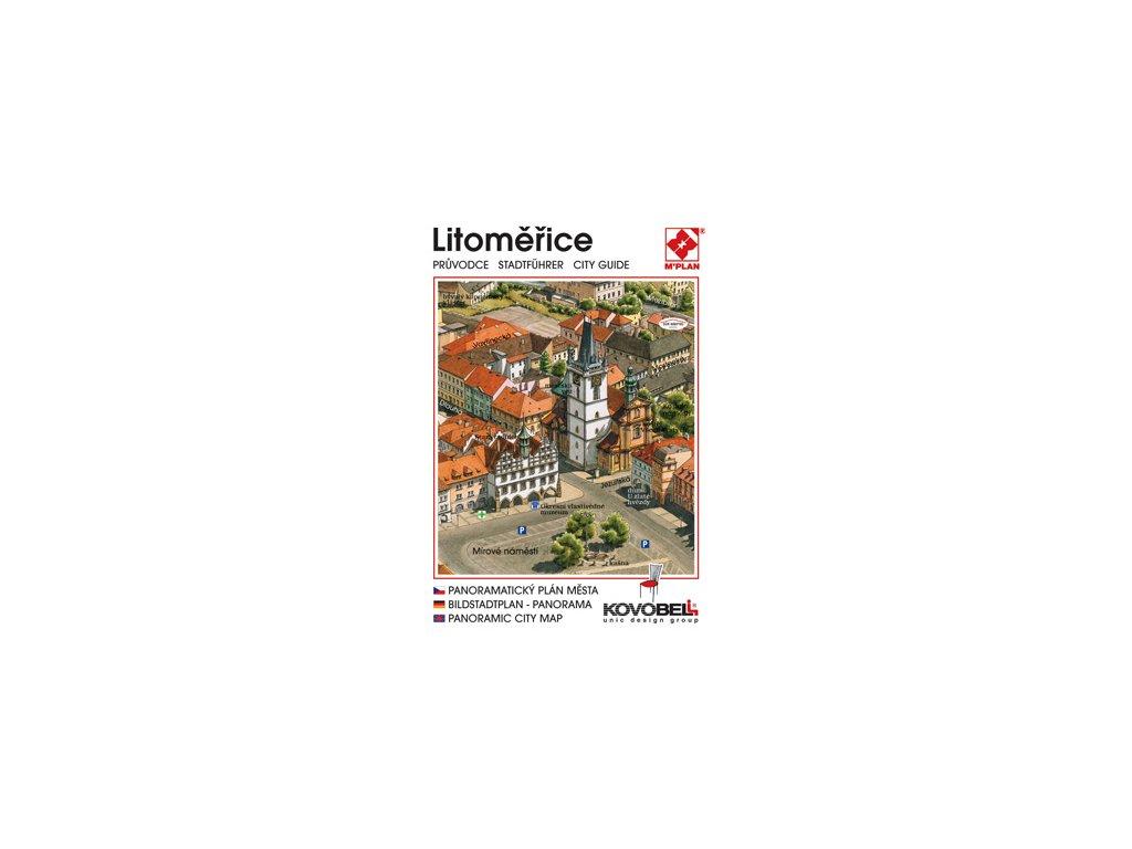 Litoměřice/mapa+brožura MPLAN