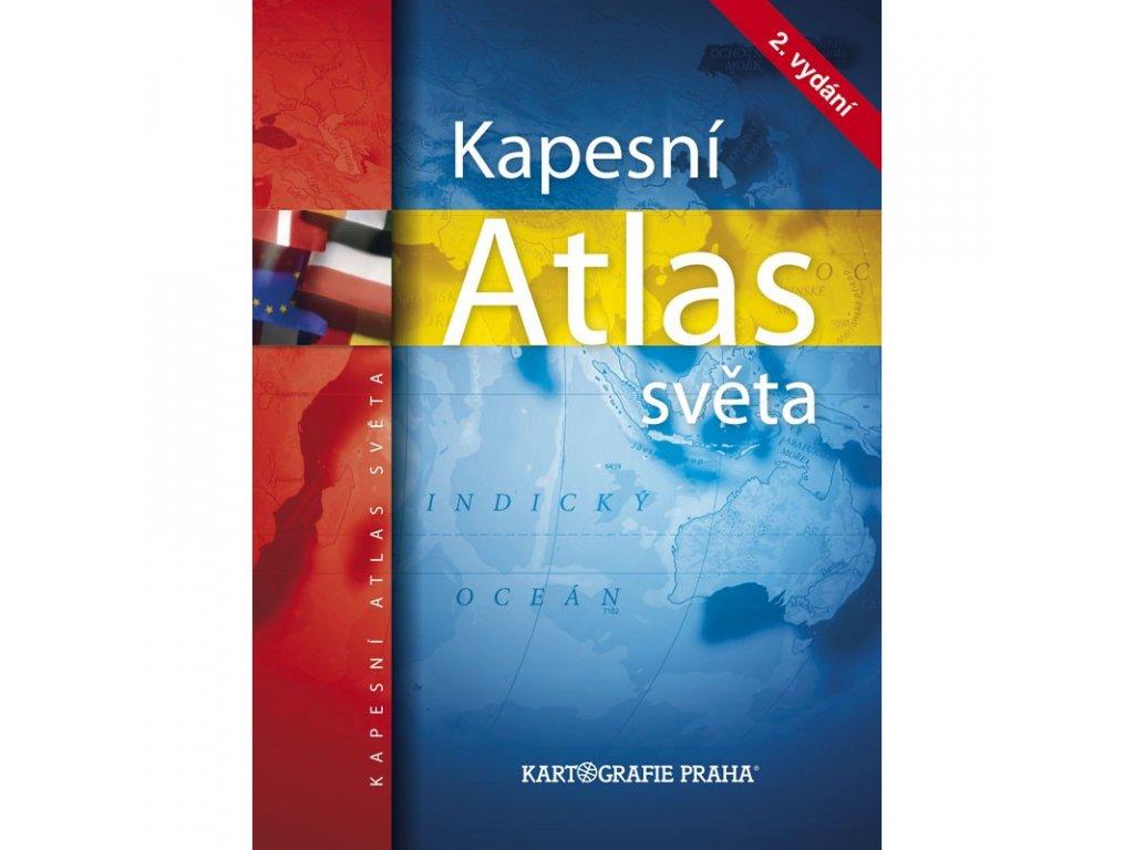 Kapesní atlas světa, 2. vydání