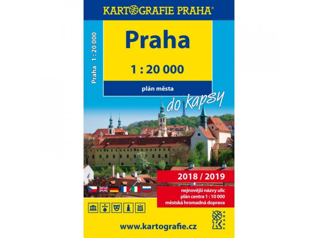 Praha do kapsy/malý atlas 1.20t KP