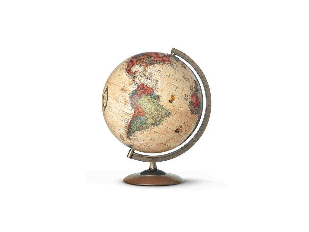Globus Colombo 30cm Dekorativni Cesky Gps Mapove Centrum
