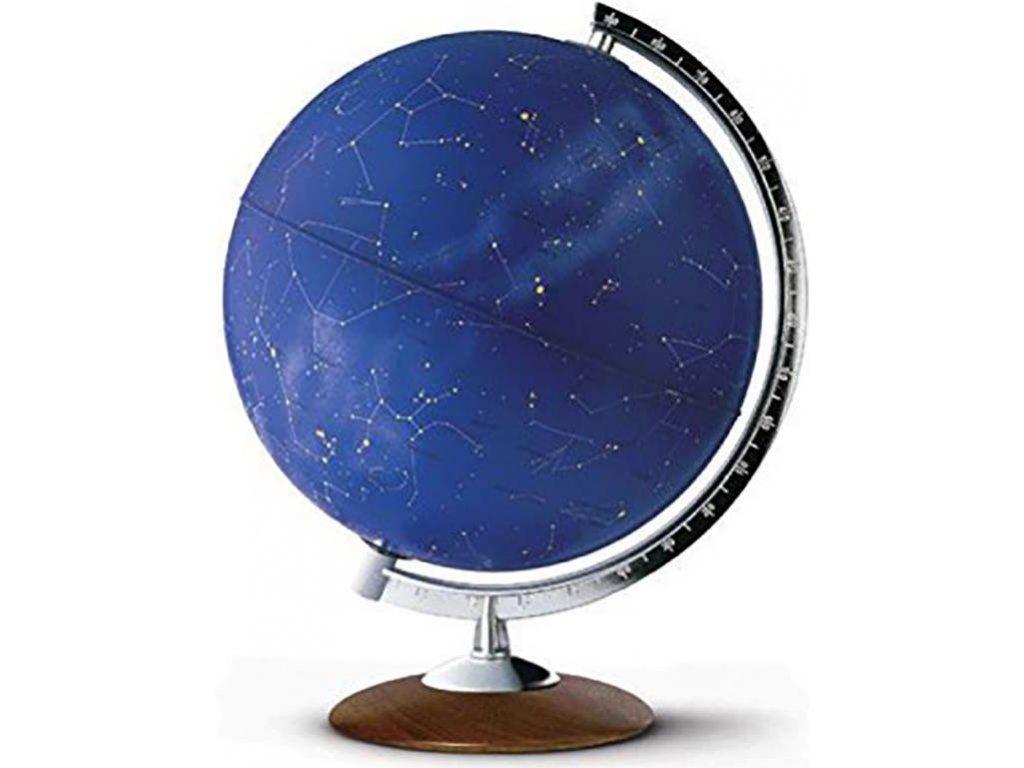 Globus Zodiaco/hvězdná obloha,30cm,svít