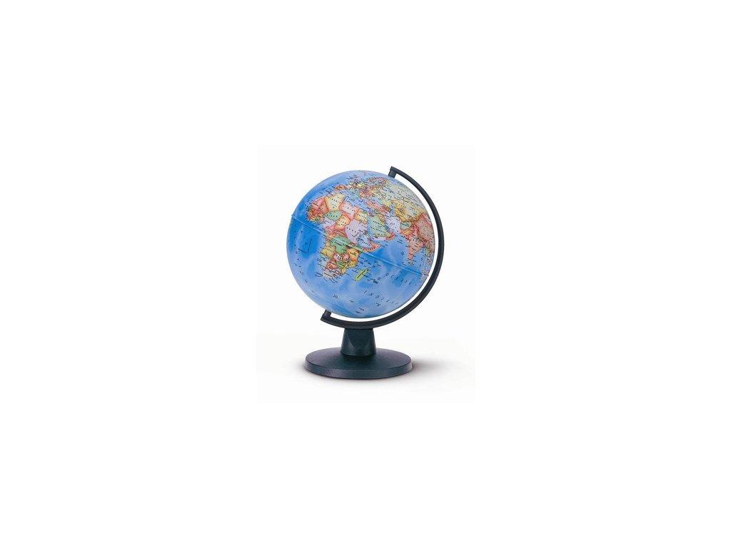 Globus Mini 16cm politický
