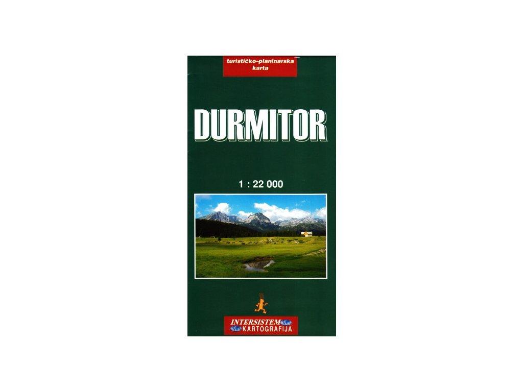Durmitor /mapa 1:22t