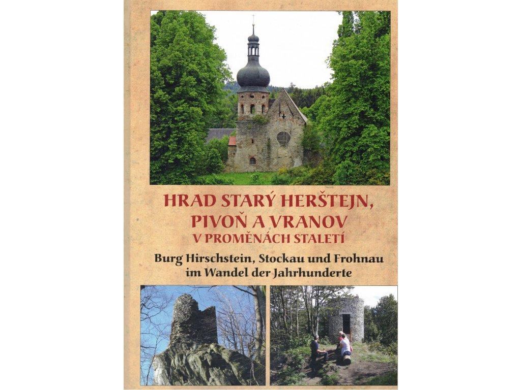 Hrad Starý Herštejn, Pivoň a Vranov v proměnách staletí