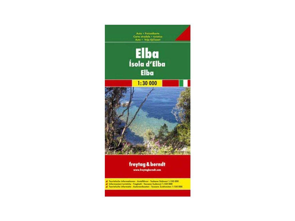 Elba,mapa 1:30t FB