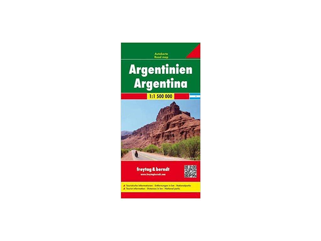 Argentina,mapa 1:1.5mil. FB