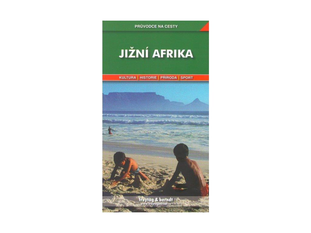 Afrika jižní /mapa FB 1:1,750M