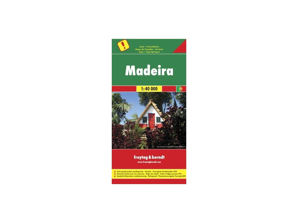 Madeira FB mapa 1:40t