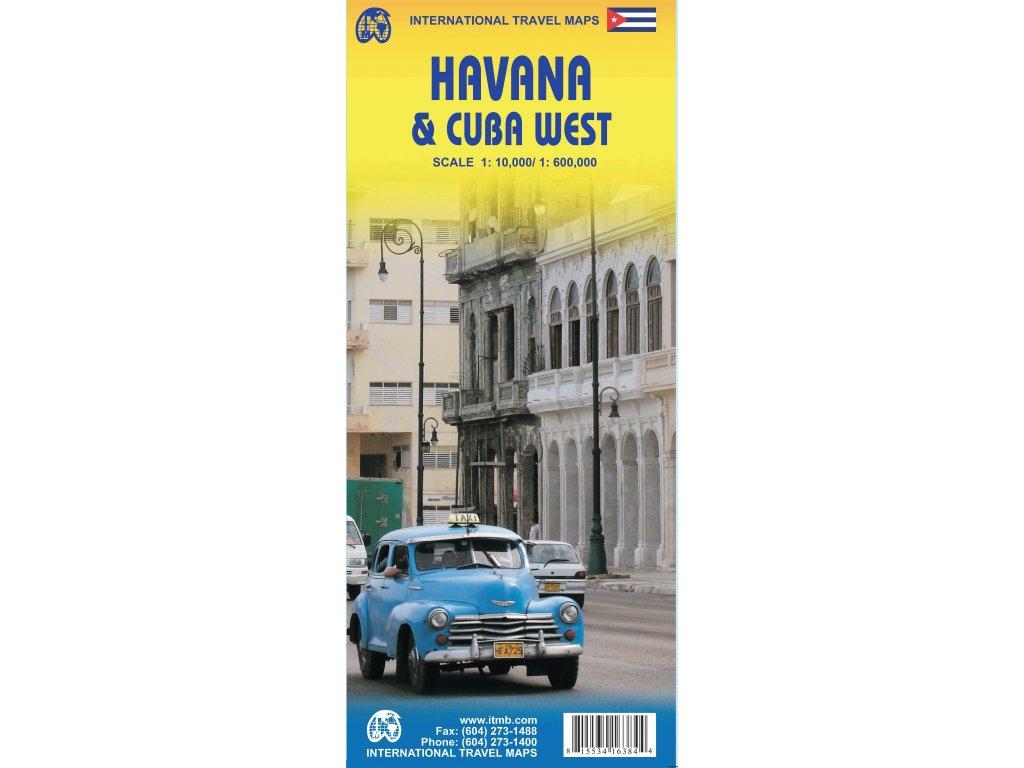 Kuba/mapa 1:600t ITM