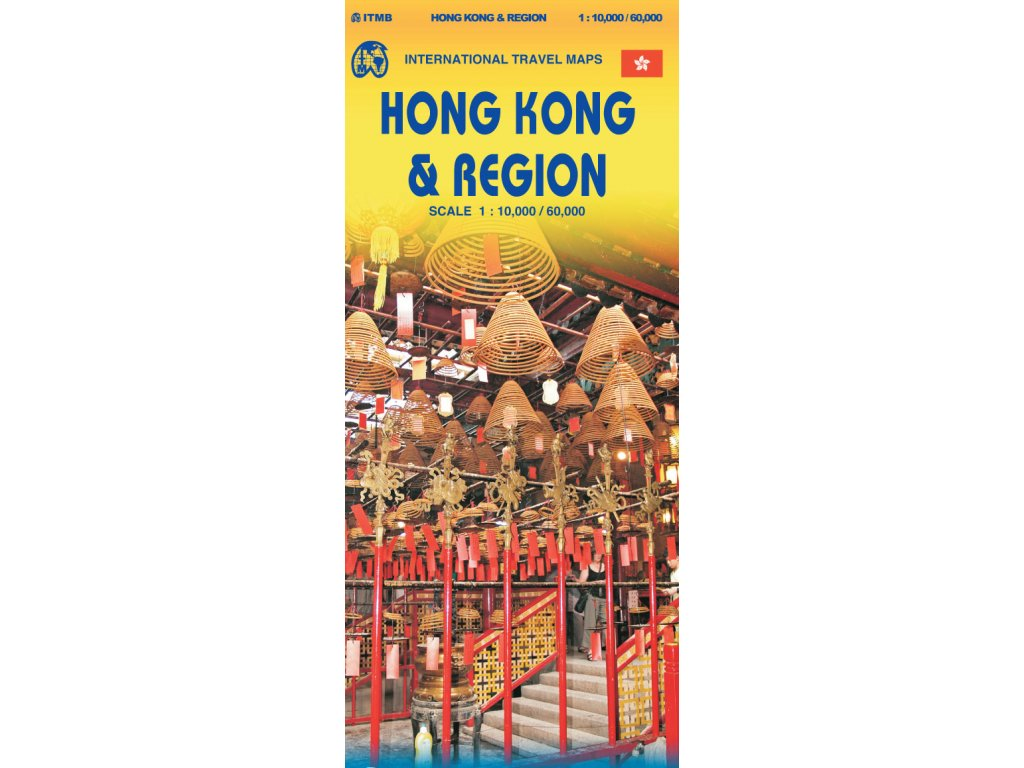 Hong Kong a regio. ITM, mapa 1:10tis.-60tis.