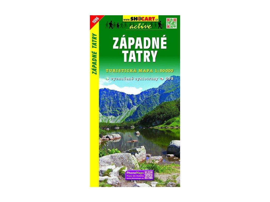 SC 1096   Západní Tatry 1:50T