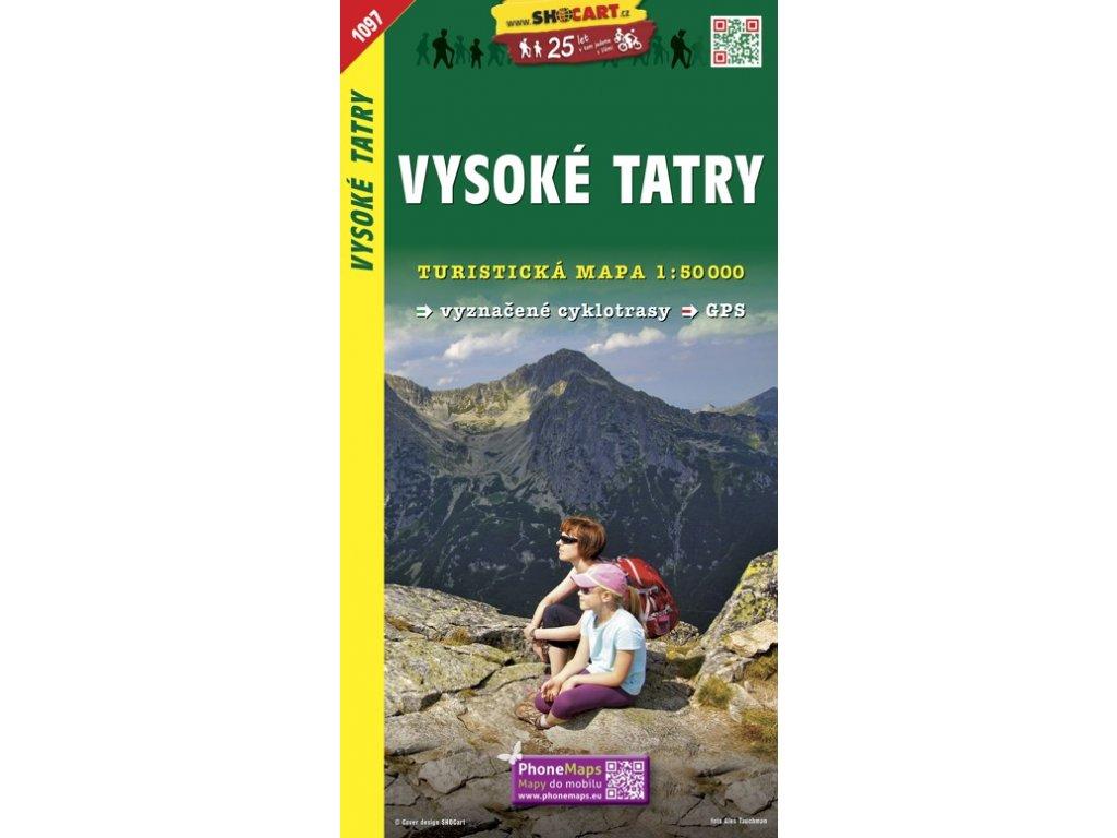 SC 1097 Vysoké Tatry 1:50T