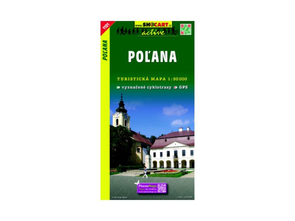 SC 1101  Polana /tur.mapa 1:50t SC