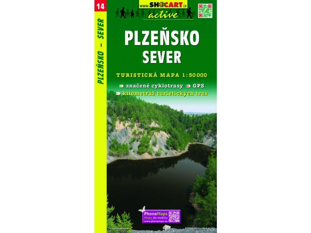 SC 14   Plzeňsko - sever 1:50T