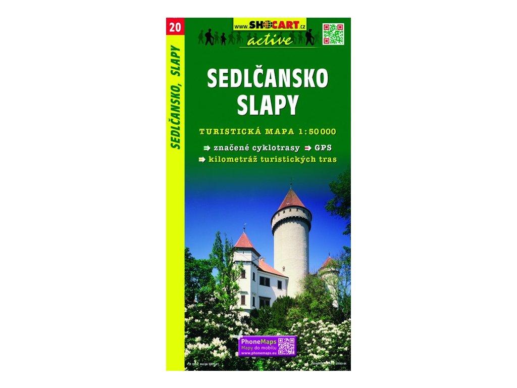 SC 20  Sedlčansko- Slapy 1:50T