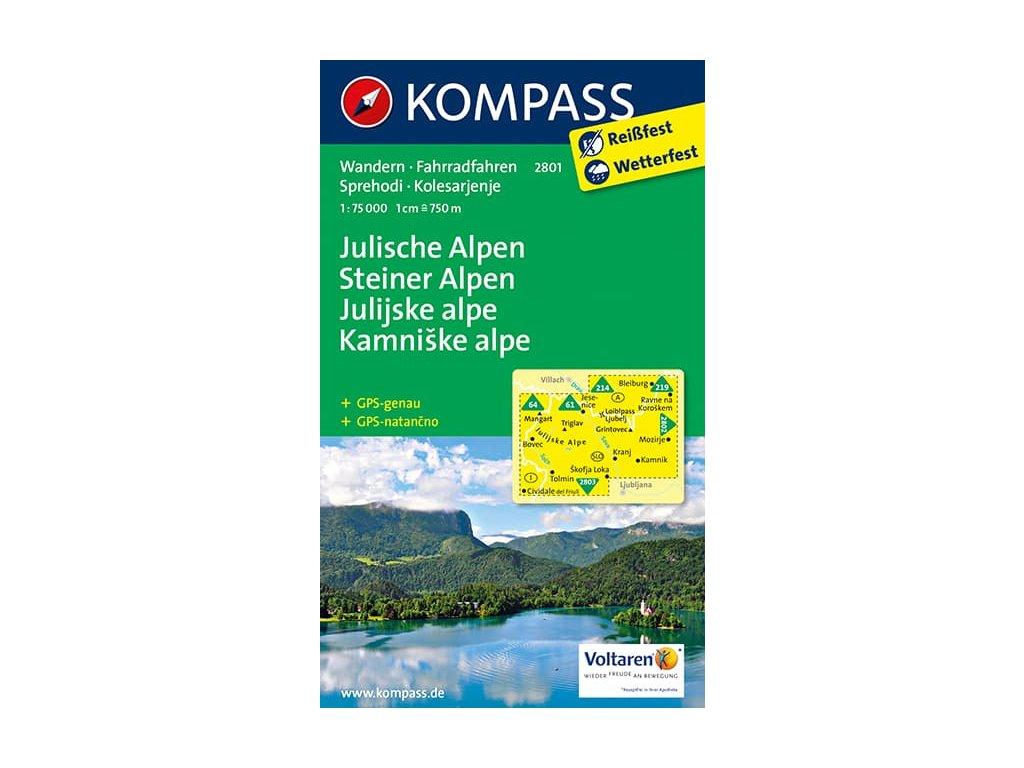 KOM 2801 Juli.Alpen-Steiner Alpen 1:75t