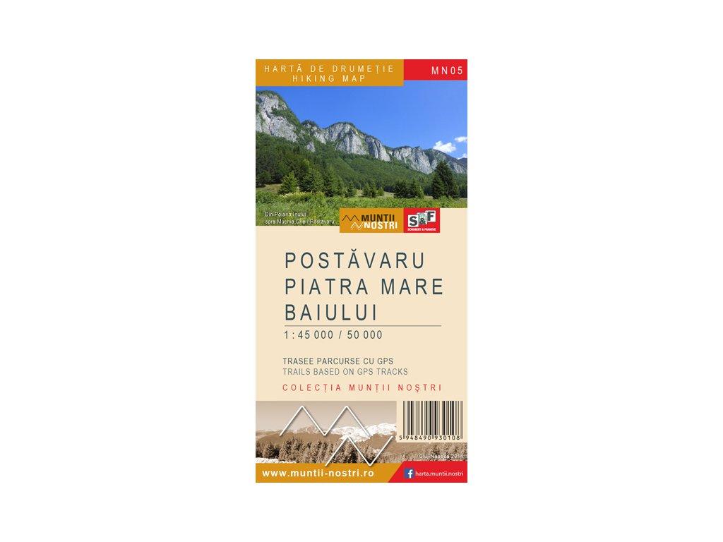 Postavaru,Piatra Mare/1:45-50t M.Nostri