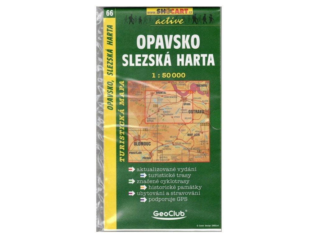 SC 66 Opavsko, Slezká Harta  1:50T  SC