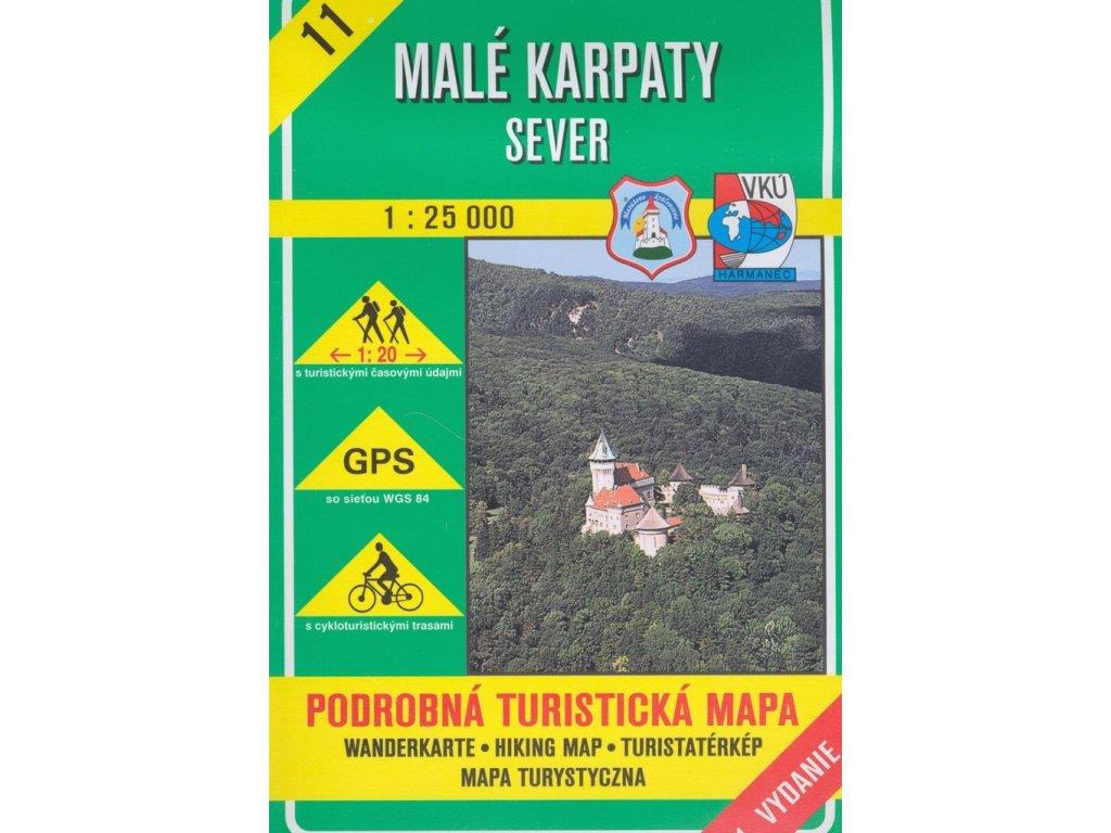 VKU 11 Malé Karpaty sever 1.25tis