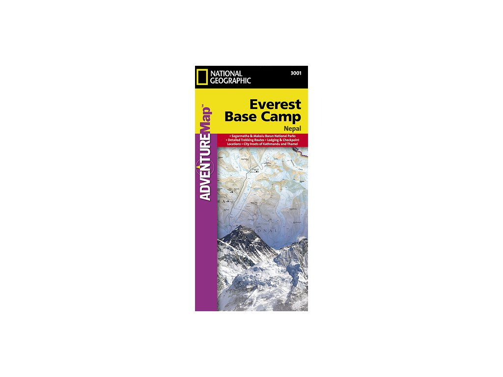 Everest Base Camp NGS