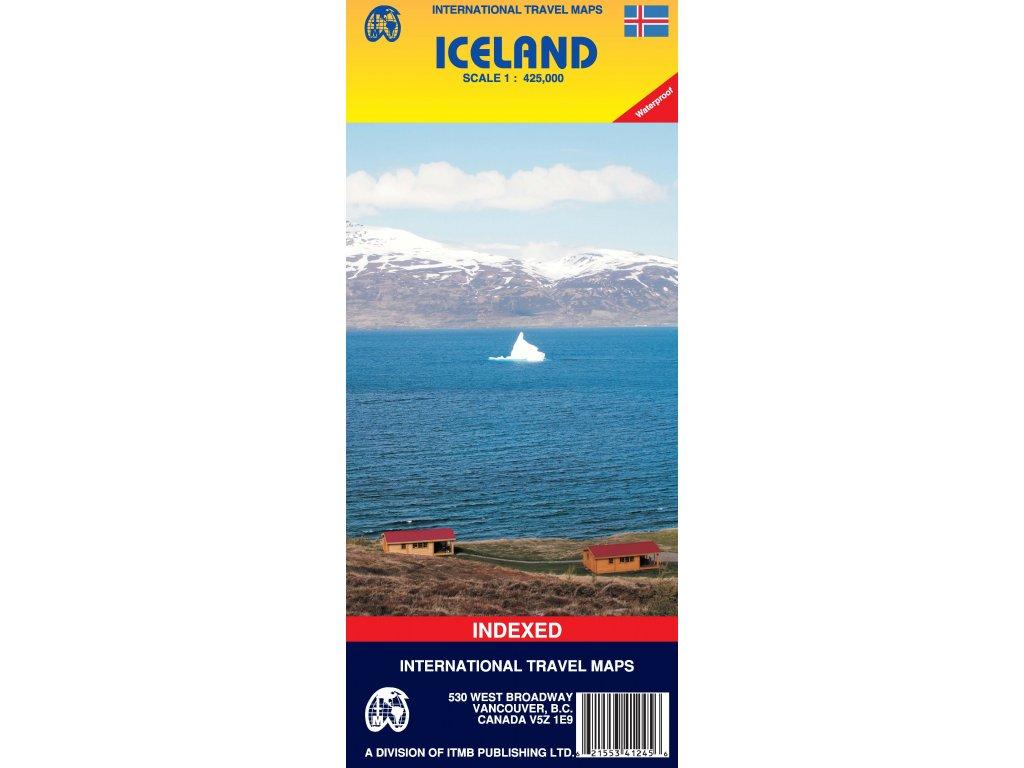 Island 1:425tis. ITM