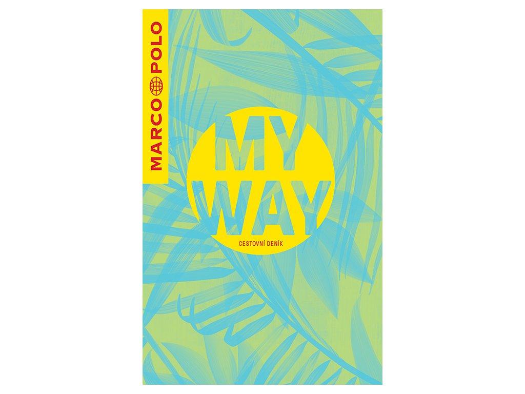 MY WAY/cestovní deník MP