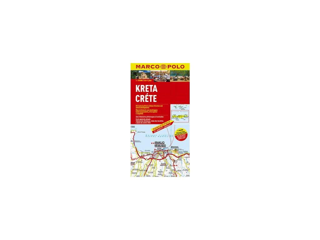 Kréta/mapa 1:150t MD
