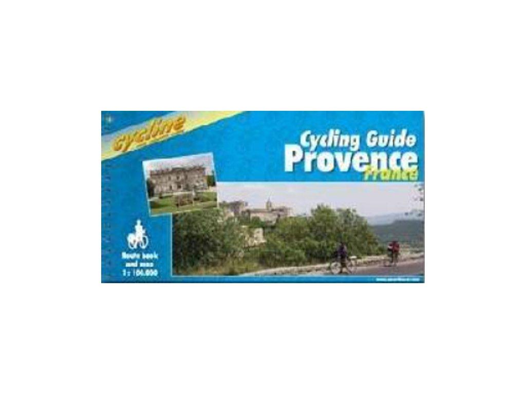 Provence-radatlas 1:75t BikeLine