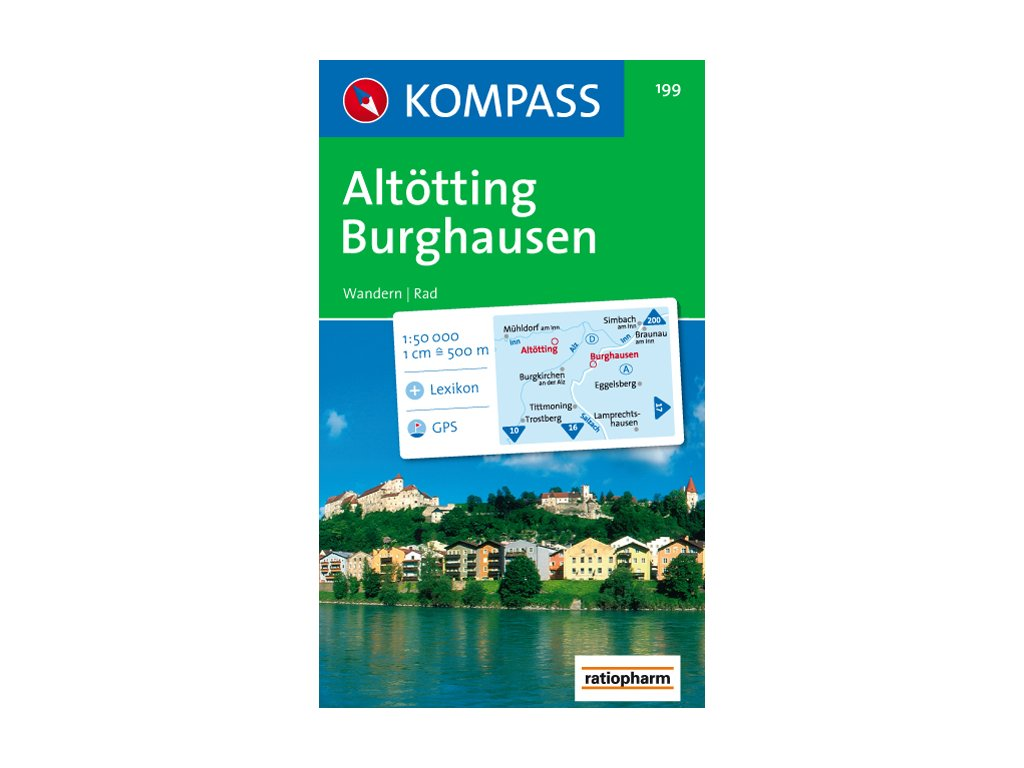 KOM 199 Altotting Burghausen 1:50t
