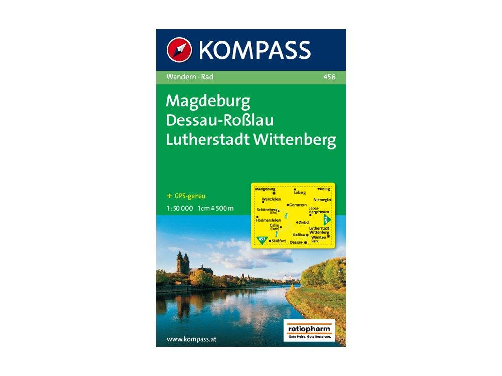 KOM 456 Magdeburg, Desssau,...
