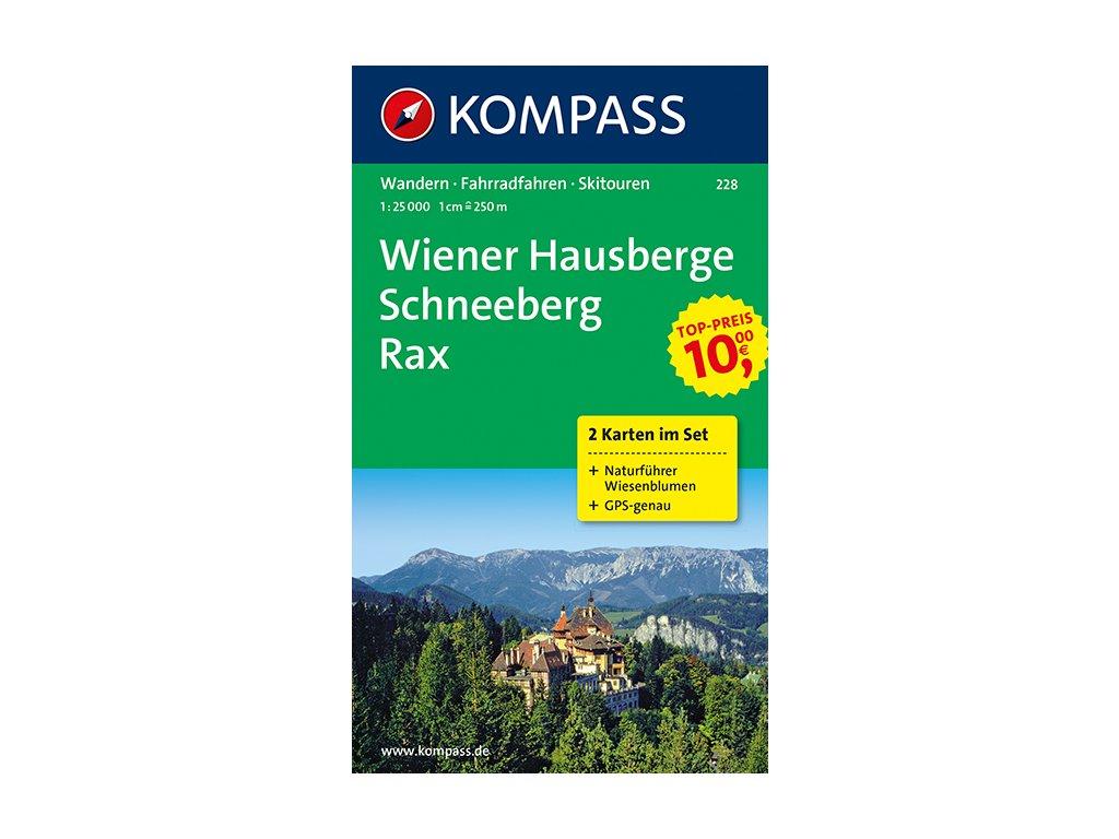 KOM 228 Wiener Hausberge Schneeberg