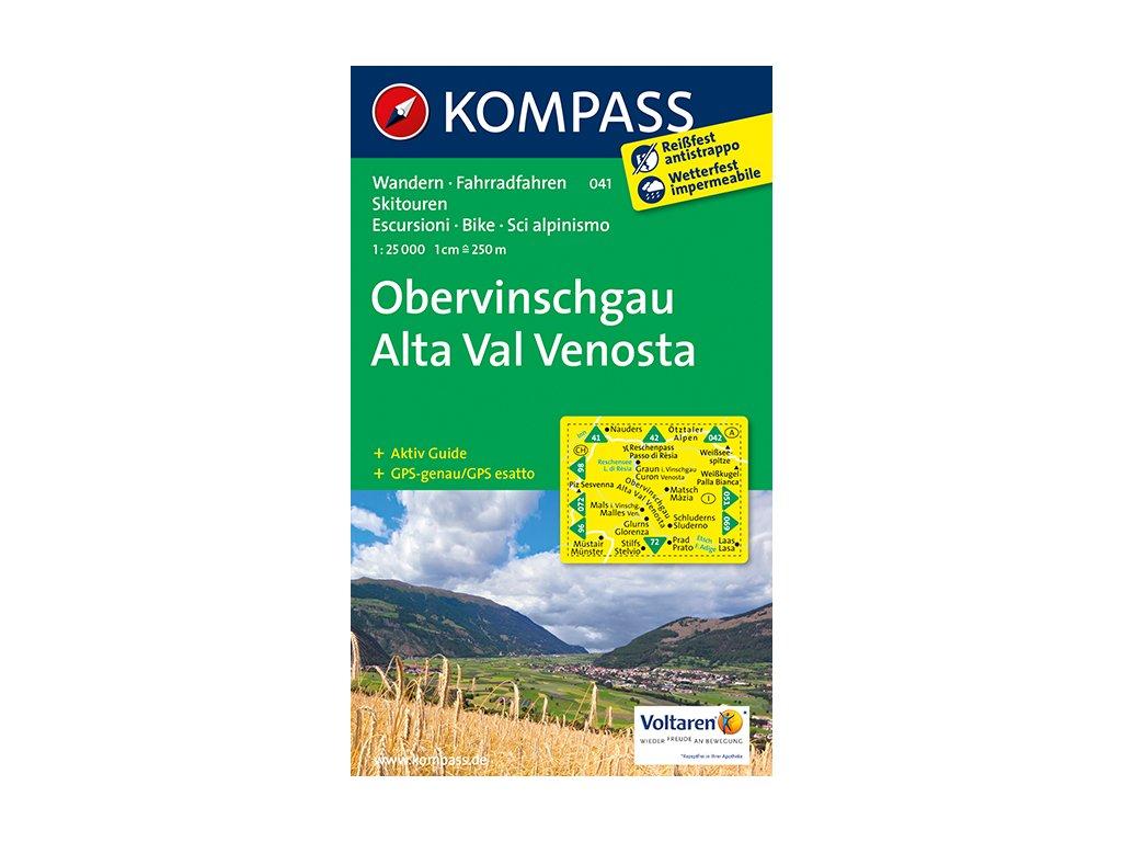 KOM 041 Obervinschgau