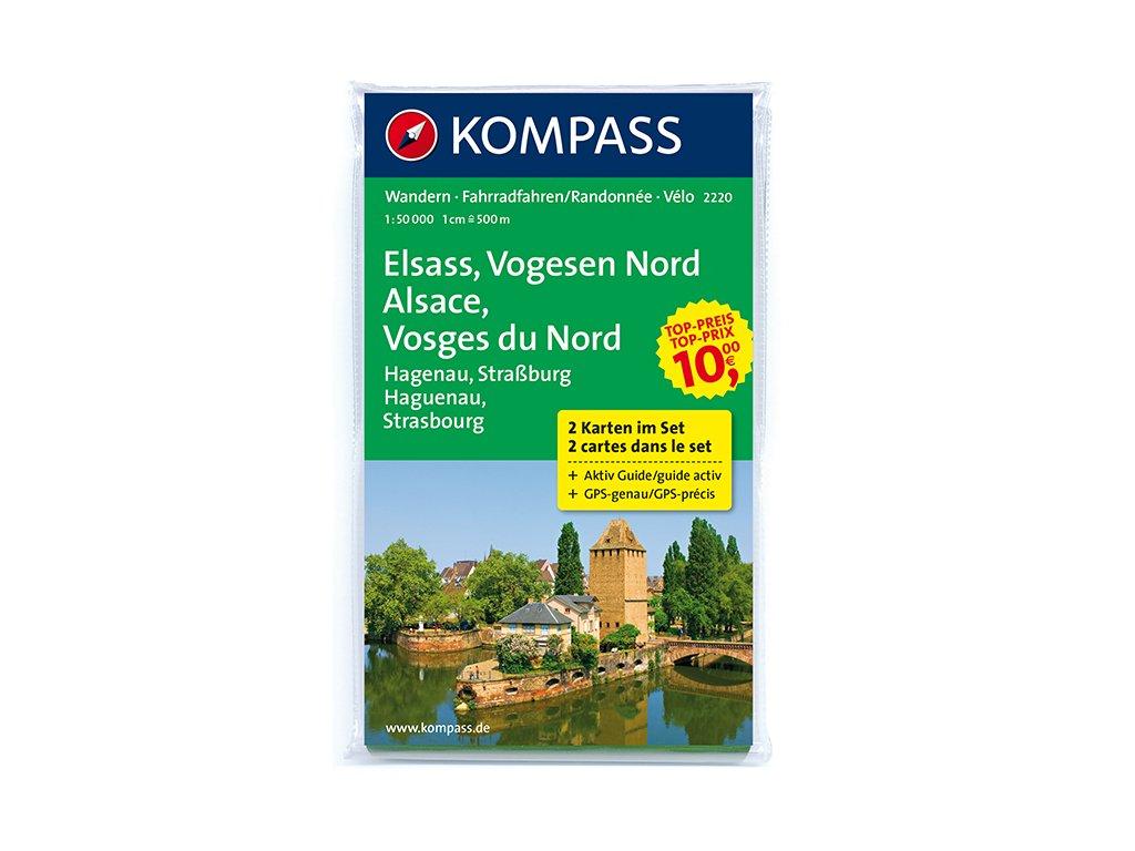 KOM 2220 Elsass/Vogesen Nord