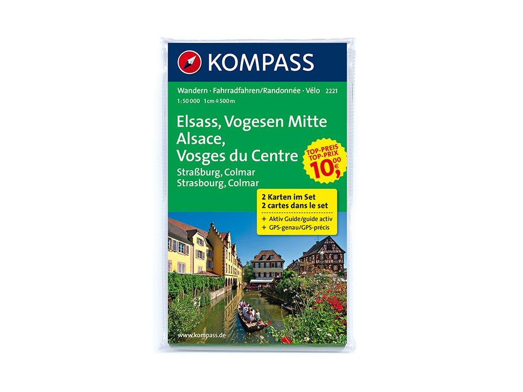 KOM 2221 Elsass/Vogesen Mitte