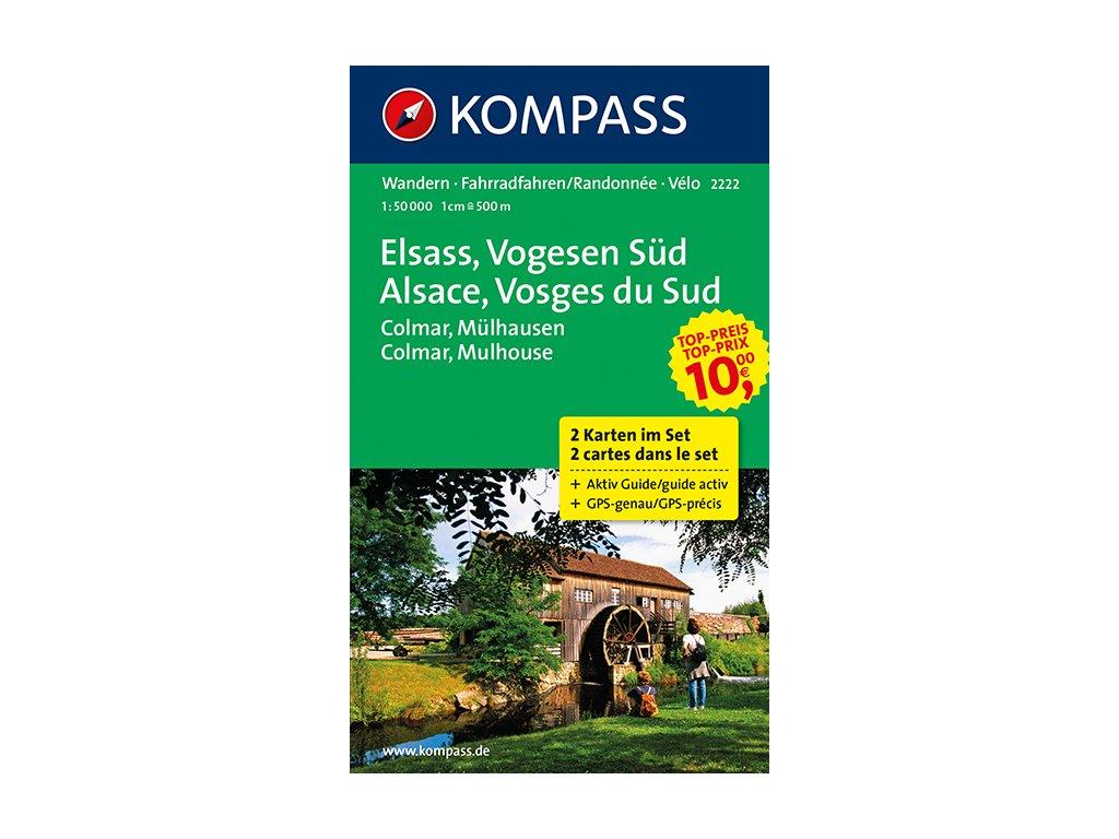 KOM 2222 Elsass/Vogesen Sud