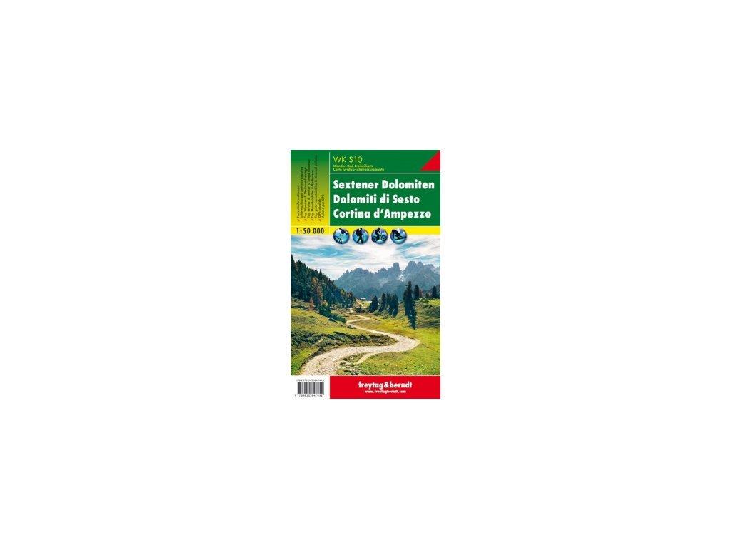 WKS 10 Sextener Dolomiten