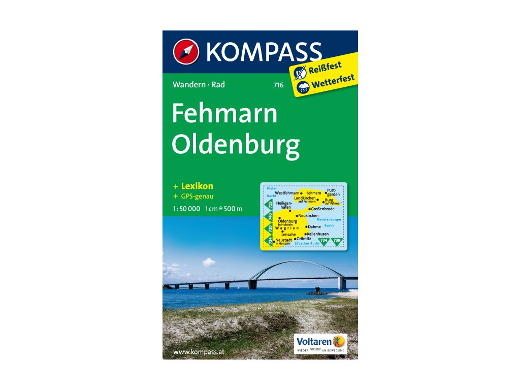KOM 716 Fehmarn Oldenburg 1:50t