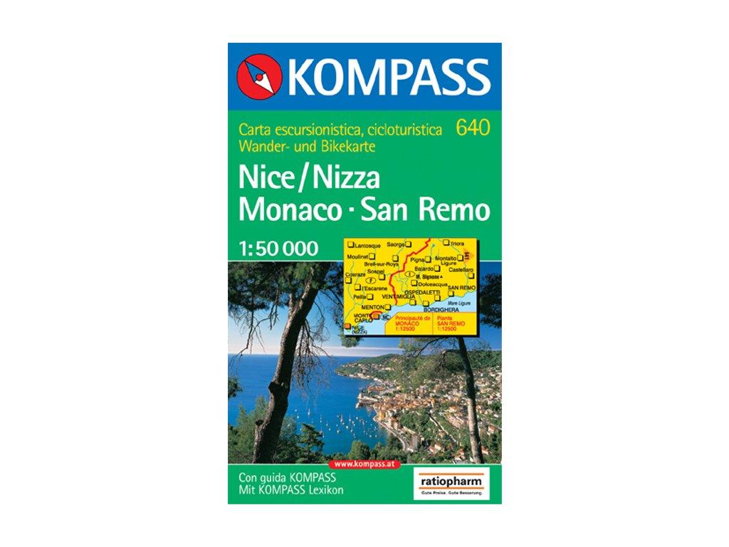 KOM 640 Nice/Nizza 1:50t