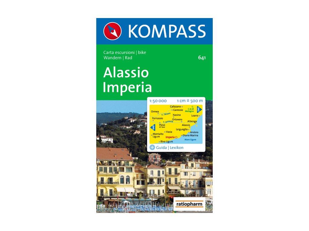 KOM 641 Alassio - Imperia