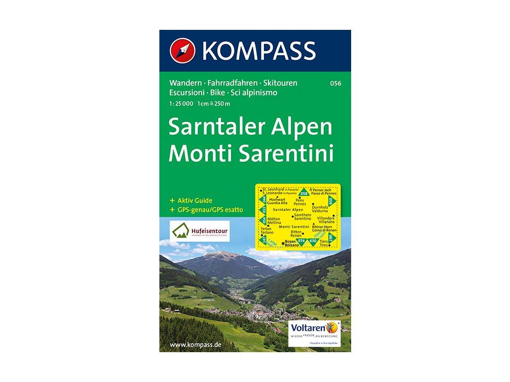 KOM 056 Sarntaler Alpen
