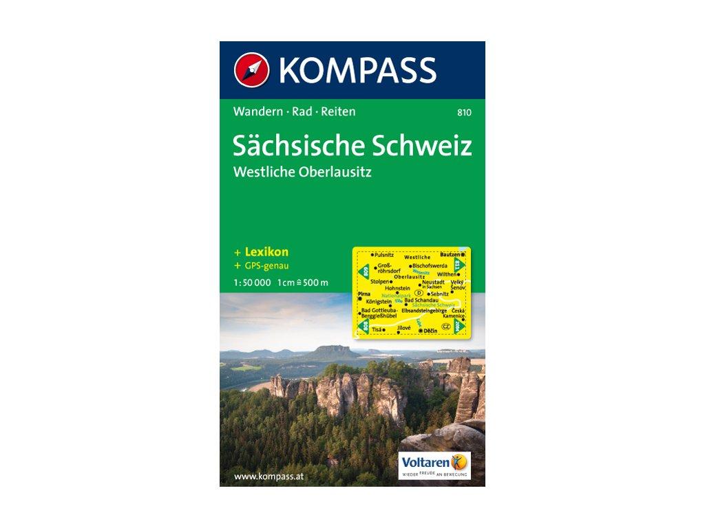 KOM 810 Sachsische Schweiz 1:50t