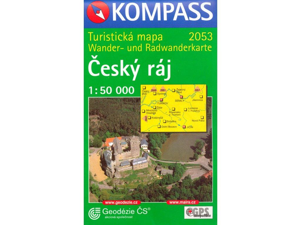 NKOM 2053   Český  ráj 1:50T