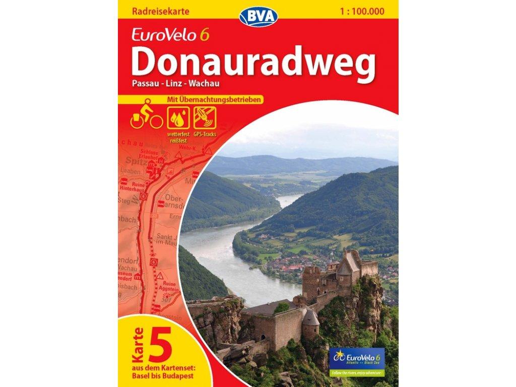 Donauradweg 5 Passau-Wachau/ EuroVelo