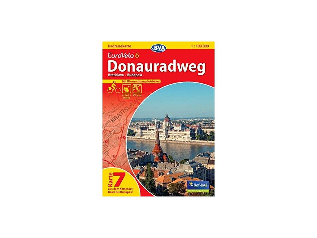 Donauradweg 7 Brat.-Budapešt/eurovelo