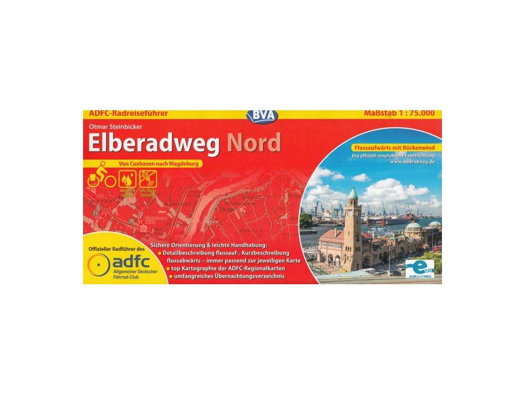 Elberadweg Sud/cyklpr. 1:75t ADFC spir.