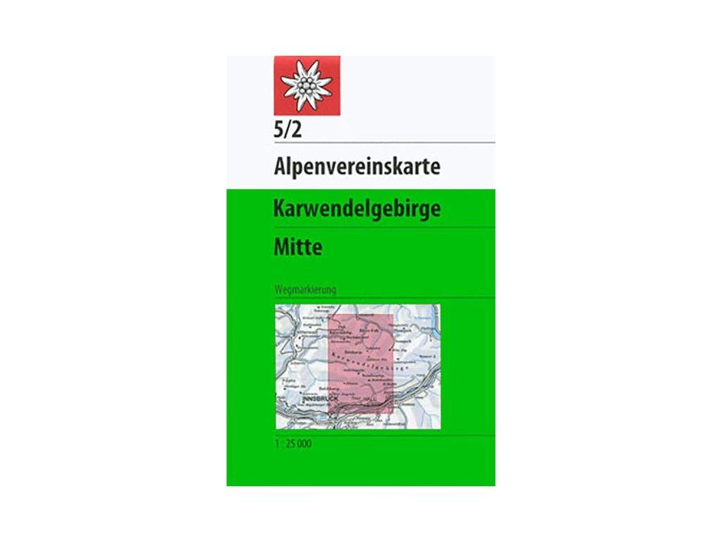 AV5/2 Karwenddelgebirge Mitte