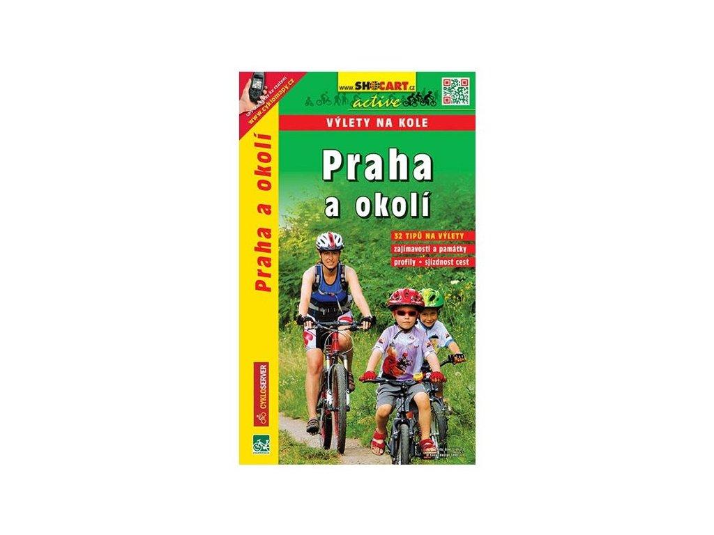 Praha a okolí/cykloprůvodce SC