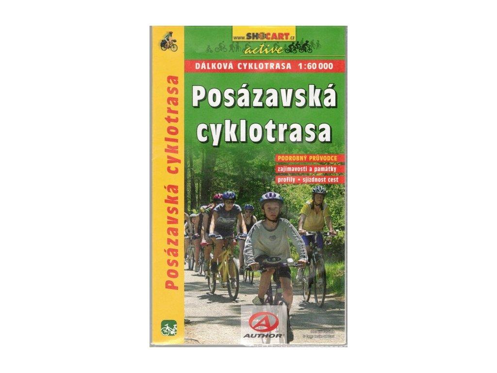 Posázavská cyklotrasa-cykloprův.1:60T SC